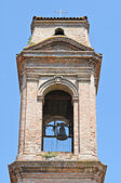 Church of Carmine. Comacchio. Emilia-Romagna. Italy. — Stock Photo