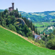 Stock Photo: Clocktower. Brisighella. Emilia-Romagna. Italy.