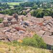 Panoramic view of Brisighella. Emilia-Romagna. Italy. — Stockfoto