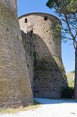 Venetian Fortress. Brisighella. Emilia-Romagna. Italy. — Stockfoto