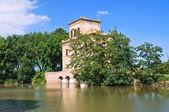 Abate Tower. Mesola. Emilia-Romagna. Italy. — Stock Photo