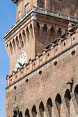 Estense Castle. Ferrara. Emilia-Romagna. Italy. — Stock Photo
