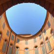 Stock Photo: Communal theatre. Ferrara. Emilia-Romagna. Italy.