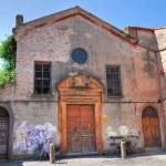 SS. Pietro e Paolo Church. Ferrara. Emilia-Romagna. Italy. — Stock Photo #10651480