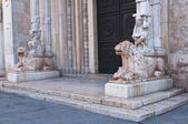 St. George's Basilica. Ferrara. Emilia-Romagna. Italy. — Stock Photo