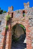 Castle of Montebello. Emilia-Romagna. Italy. — Stock Photo