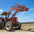 Farm tractor. — Stock Photo #8023009