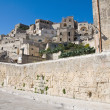 Stock Photo: Panoramic view of Matera. Basilicata. Italy.