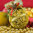 Stockfoto: Christmas decoration.