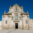 Stock Photo: St. Francesco d'Assisi Church. Matera. Basilicata. Italy.