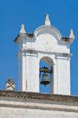 鐘楼煉獄礼拝堂。ターラント。プーリア州。イタリア. — ストック写真