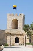 Castle of Oria. Puglia. Italy. — Zdjęcie stockowe