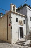 St. Biagio Church. Oria. Puglia. Italy. — Stock Photo