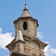 Stock Photo: St. Lorenzo Church. Bobbio. Emilia-Romagna. Italy.