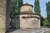 St.giovanni igreja. vigolo marchese. emília-romanha. itália. — Foto Stock