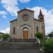 Stock Photo: St. Savino church. Rezzanello. Emilia-Romagna. Italy.