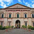 Villa Anguissola-Scotti. Rivergaro. Emilia-Romagna. Italy. — Stock Photo