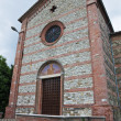 St. Antonio Abate Church. Statto. Emilia-Romagna. Italy. — Stock Photo #8440836