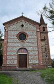Sv antonio abate církve. statto. emilia-romagna. itálie. — Stock fotografie