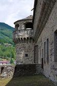 バルディの城。エミリア = ロマーニャ州。イタリア. — ストック写真