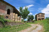 Farmhouse. — Foto de Stock