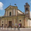 Stock Photo: St. Martino Church. Noceto. Emilia-Romagna. Italy.
