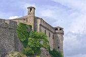 Castelo de bardi. emília-romanha. itália. — Foto Stock