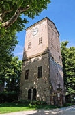 Rossi Fortress of San Secondo Parmense. Emilia-Romagna. Italy. — Stock Photo