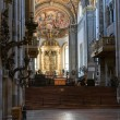 Interior Cathedral. Parma. Emilia-Romagna. Italy. - Stock Photo