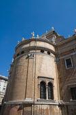 Basilica of St. Mary of Steccata. Parma. Emilia-Romagna. Italy. — Stock Photo