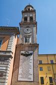 Monumento a los caídos. parma. emilia-romaña. italia. — Foto de Stock