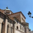 Cathedral. Parma. Emilia-Romagna. Italy. — Stock Photo