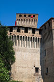 Castle of Montechiarugolo. Emilia-Romagna. Italy. — Stock Photo
