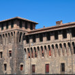 Accursio Palace. Bologna. Emilia-Romagna. Italy. — Stock Photo
