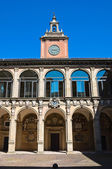 Archiginnasio of Bologna. Emilia-Romagna. Italy. — Stock Photo