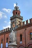 Governor's palace. Cento. Emilia-Romagna. Italy. — Stock Photo