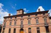 Tura Palace. Comacchio. Emilia-Romagna. Italy. — Stock Photo