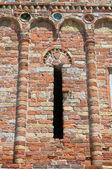 Pomposa Abbey. Codigoro. Emilia-Romagna. Italy. — Stock fotografie