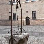 Castle of Mesola. Emilia-Romagna. Italy. — Stock Photo