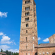 Pomposa Abbey. Codigoro. Emilia-Romagna. Italy. — Stock Photo