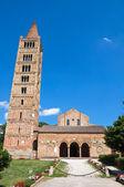 Pomposa Abbey. Codigoro. Emilia-Romagna. Italy. — Stock Photo
