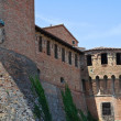 Sforza's Castle. Dozza. Emilia-Romagna. Italy. - Stock Photo