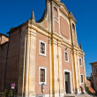 Stock Photo: Collegiate Church of Brisighella. Emilia-Romagna. Italy.