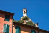 View of Brisighella. Emilia-Romagna. Italy. — Stock Photo