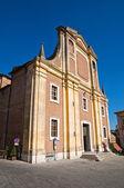 Colegiata de brisighella. emilia-romaña. italia. — Foto de Stock