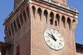 Estense Castle. Ferrara. Emilia-Romagna. Italy. — Stock Photo