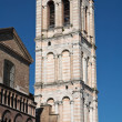Cathedral of St. George. Ferrara. Emilia-Romagna. Italy. — Stock Photo