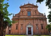 聖ジロラモ教会。フェラーラ。エミリア = ロマーニャ州。イタリア. — ストック写真