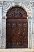 Schifanoia palace. ferrara. emilia-romagna. italië. — Stockfoto