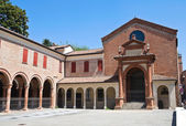 Oratory of St. Anna. Ferrara. Emilia-Romagna. Italy. — Stock Photo